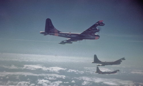 427th_KB-50J_over_Atlantic